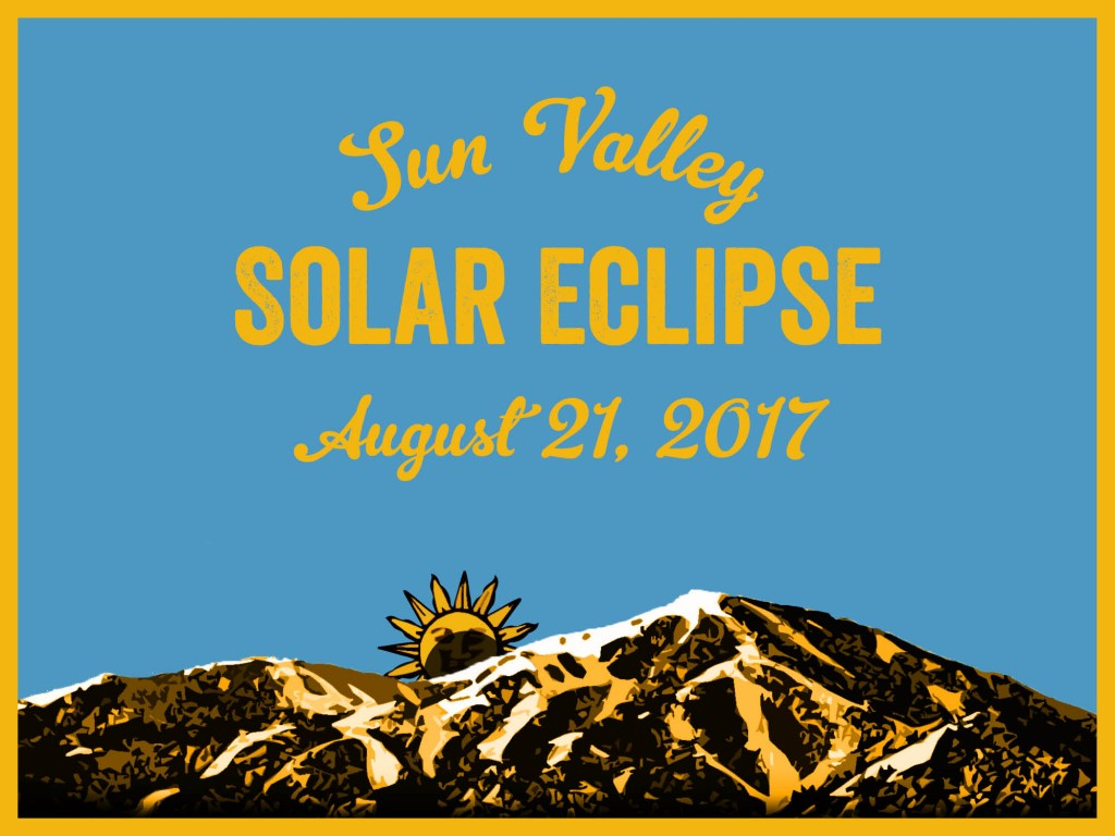 2017 Total Solar Eclipse - Sun Valley, idaho
